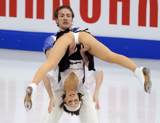 フィギュアスケートで乳首丸出しになってる画像をまとめたった 遅いけどwww