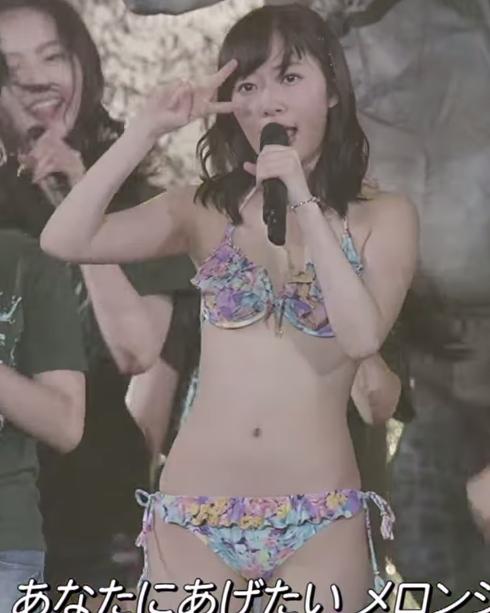 【AKB/HKT48】これを見てもまだ指原がブスだと言えるの?水着がエロ過ぎるんじゃ~~~^ ^