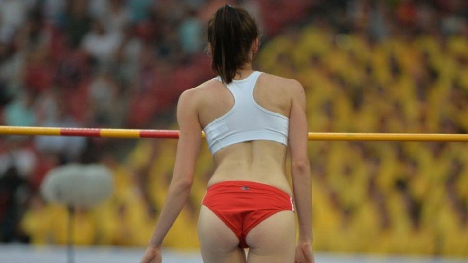 【女子アスリートエロ画像】陸上女子の外国人がエロ過ぎる件wwwwwwwwwww(エロキャプ画像あり)