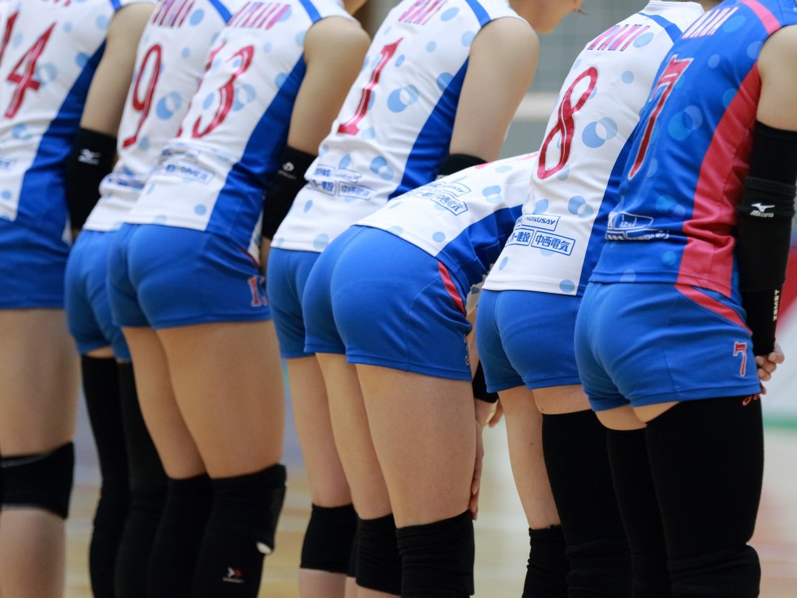 2、3割の男子は女子バレーボール中継見てるときお尻しか見てないだろwwwwwwwww(エロキャプ画像あり)