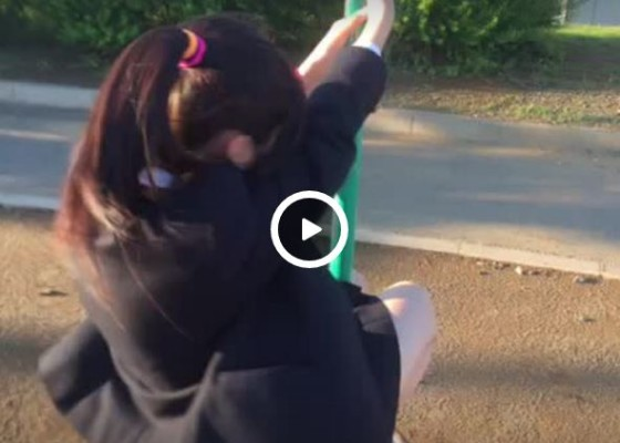 【H,エロ画像】【Vine】JKがテンアゲで撮ってるエロいショートムービー!野ションする女子が多発www
